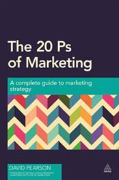The 20 P's of Marketing by David Person