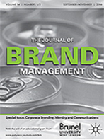 The Journal of Brand Management
